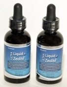Liquid Zeolite ( Liquid Zeolite Enhanced with DHQ ) (2 for $30)